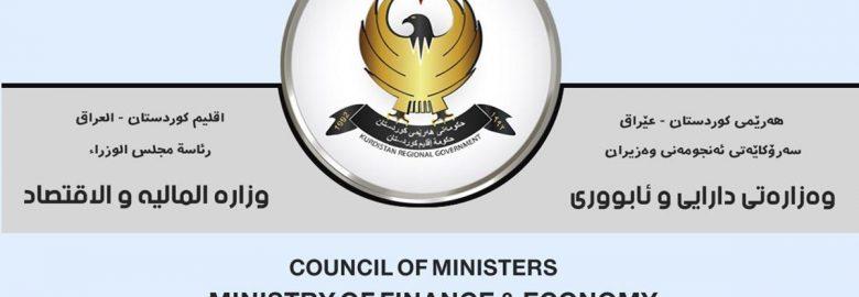 Ministry of Finance and Economy Kurdistan Regional