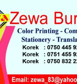 Zewa Bureau